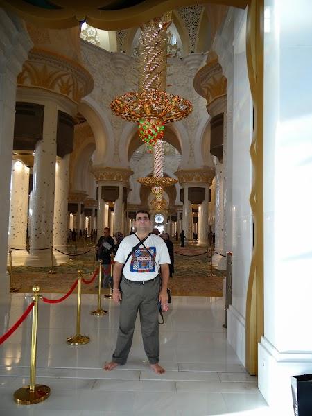 Moscheea Seic Zayed Abu Dhabi
