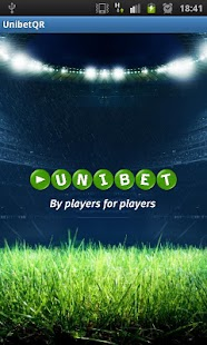 Unibet Barcode Scanner - screenshot thumbnail