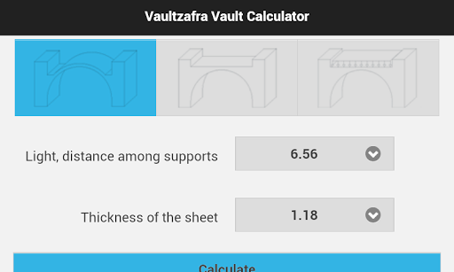 Vault Calculator