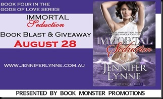 IMMORTAL SEDUCTION Book Blast Banner