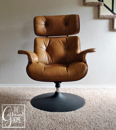 Eames Style Lounge Chair 2
