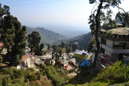 Upper Dharamsala  McLeod ganj Mica Lhasa