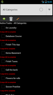 To Do List Task Manager - screenshot thumbnail