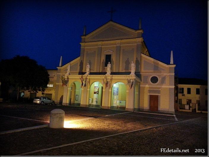 Chiesa di San Pietro e Paolo, Foto1, Copparo, Ferrara, Emilia Romagna, Italia - Church of St. Peter and Paul, Photo1, Copparo, Ferrara, Emilia Romagna, Italy - Property and Copyrights of FEdetails.net