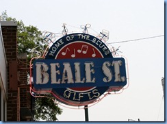 8434 Memphis BEST Tours - The Memphis City Tour - Beale Street (one of America's most famous musical streets)