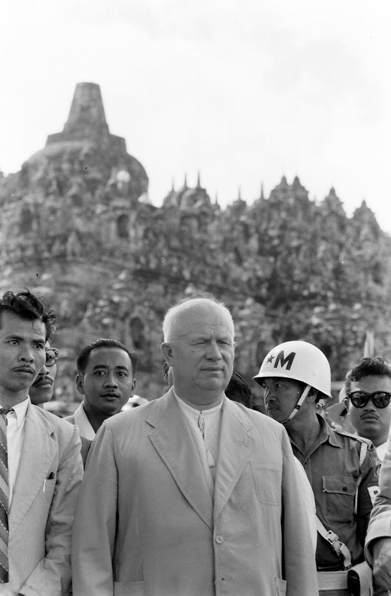 Khruschev In Indonesia