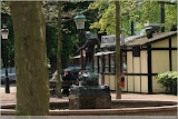 Malmö - Brunnen im Slottsparken