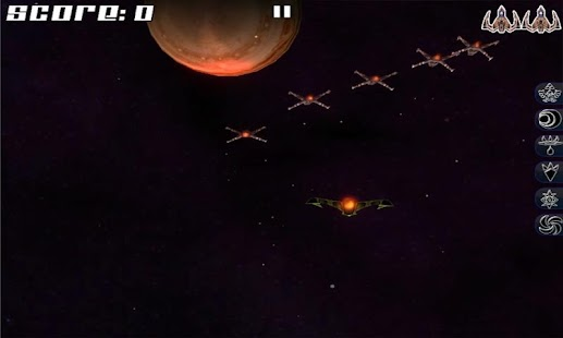 Afterburn: 3D space shooter - screenshot thumbnail