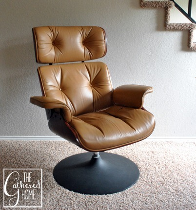 eames style lounge chair 4