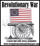 Revolutionary War History Unit
