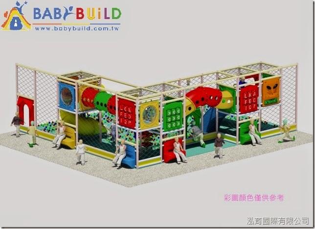 BabyBuild 室內3D泡管設計規劃