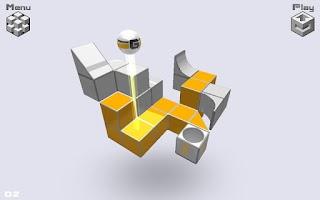 Screenshot of G.cube FREE 3D
