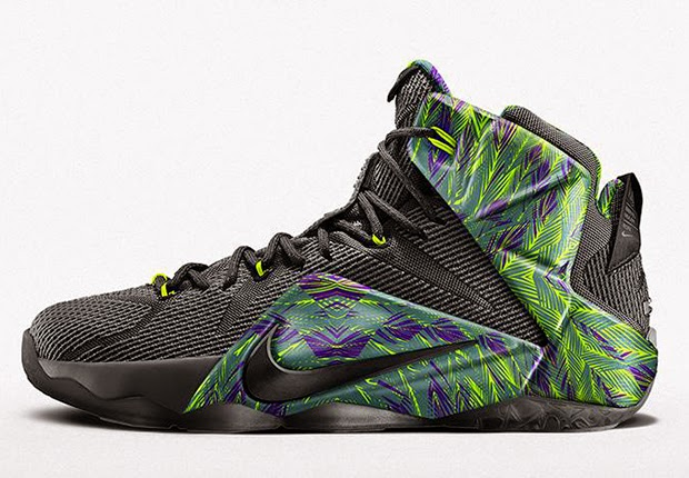 5a08a15e3a07 Nike Adds New 8220Instinct8221 Option to NIKEiD LeBron 12 This Week