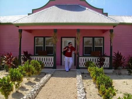 Lorenzo Radu in Grand Cayman