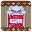 Launcher 8 theme:Candy cabinet