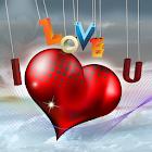 Día de San Valentín Fondos icon
