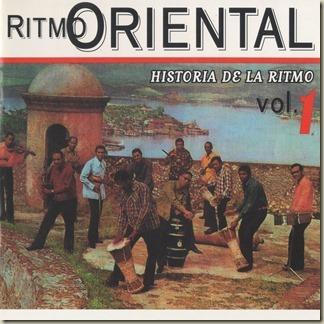 Orquesta Ritmo Oriental - Historia De La Ritmo Vol I 1993 Front