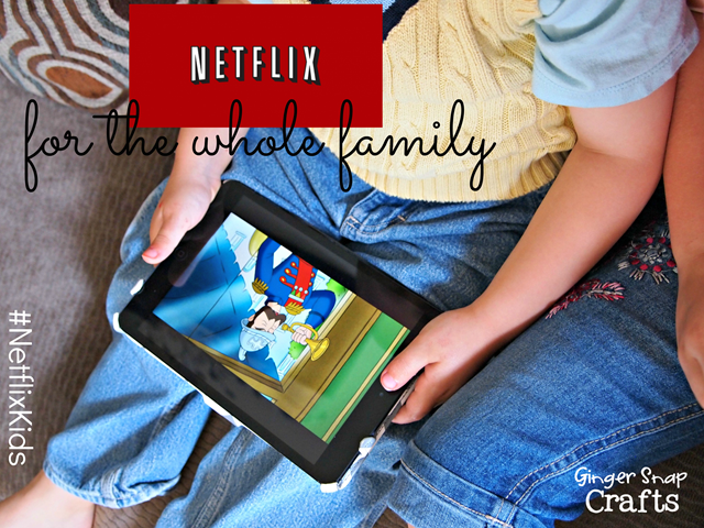 #NetflixKids for the whole family