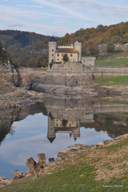 La Loire au château de la Roche photo #811