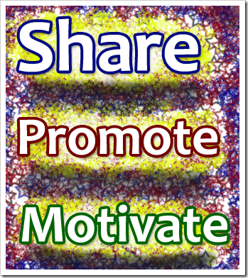 share promote motivate faa group