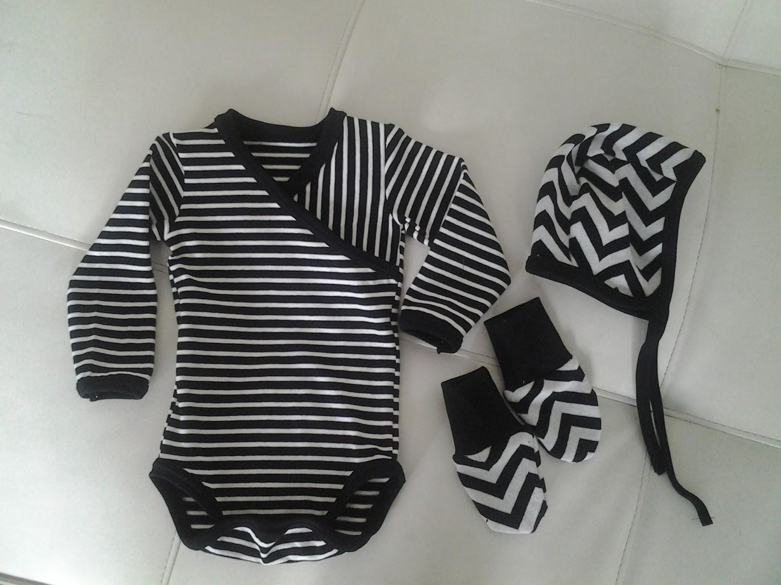 vauvan vaatteiden kaavoja netistä