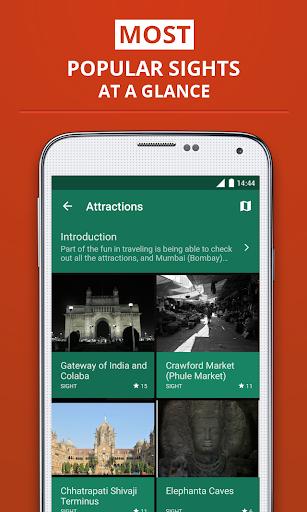 【免費旅遊App】Mumbai (Bombay) Premium Guide-APP點子
