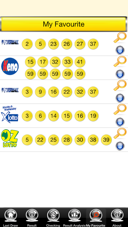 Nsw Saturday Lotto Numbers