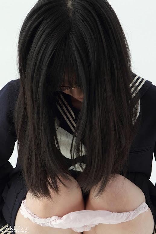 Naked-Art 407 Photo No.00472 かみやつくし SCHOOLGIRL CONCEPT 前編 高画質フォト - idols