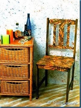 Cadeira reciclada 01