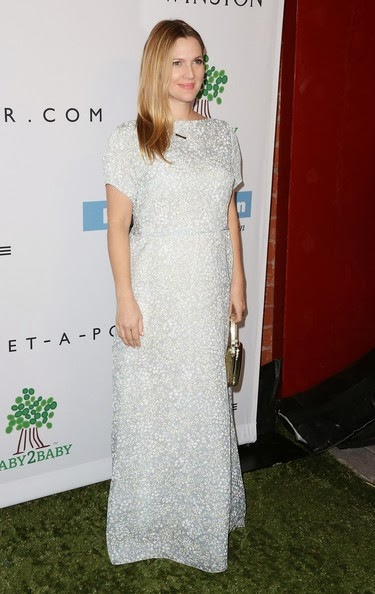 Drew Barrymore attends the Second Annual Baby2Baby Gala