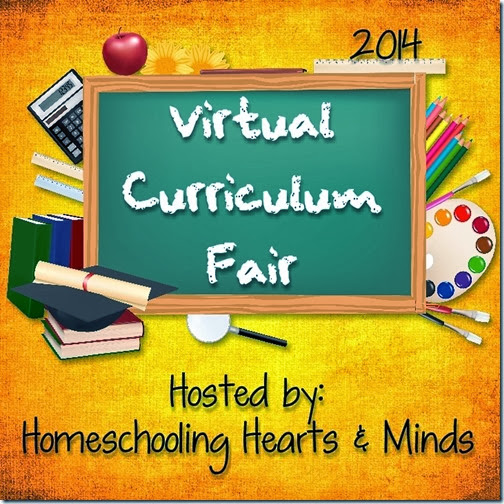 Join the 2014 Virtual Curriculum Fair!  Sign up by Dec. 31st.  Starts January 6th at Homeschooling Hearts & Minds!