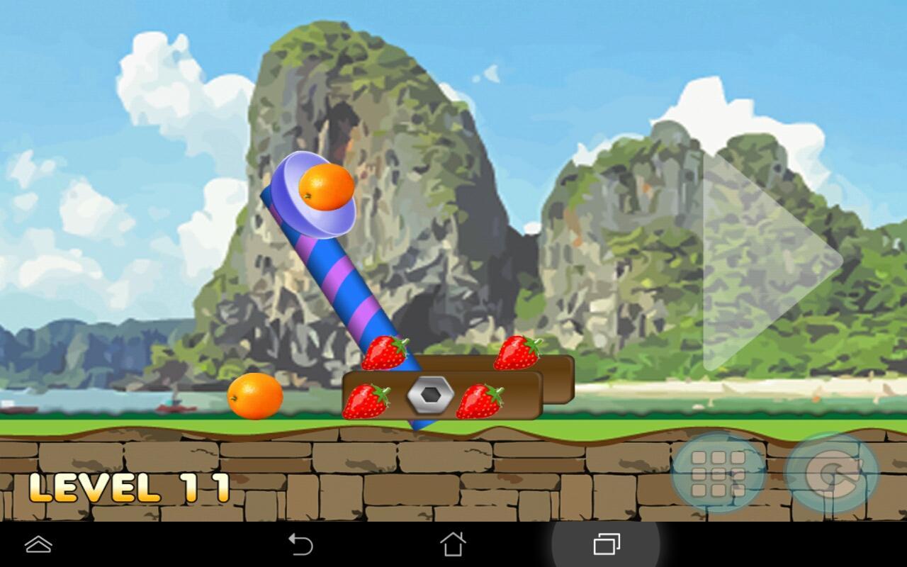 Angry Fruite- screenshot