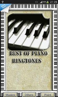 Best of Piano Ringtones
