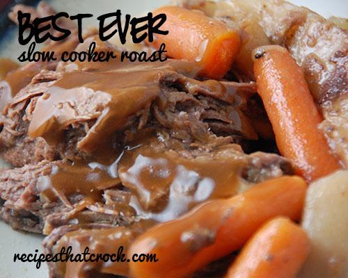 recipe: easy slow cooker roast beef [10]