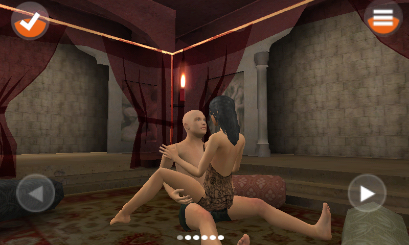 Kamasutra 3D +HD(FULL) - screenshot
