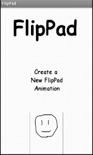 FlipPad Flip Animation Maker - screenshot thumbnail