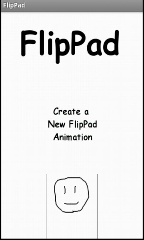 FlipPad Flip Animation Maker - screenshot