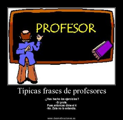 Frases Profesor Quotes Links