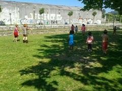 De Orugas Y Mariposas Juegos Para Ninos En Grupo Y Al Aire Libre