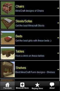 Furniture: Minecraft Edition - screenshot thumbnail