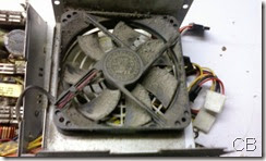 Clean Exhaust Fan