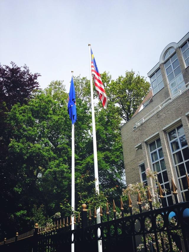 malaysian embassy at the hague