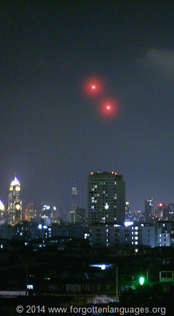 Classical proximity ops over Sol-3 urban center (Bangkok)