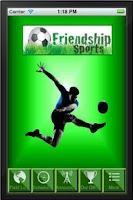 Screenshot of Friendship Soccer Tournaments