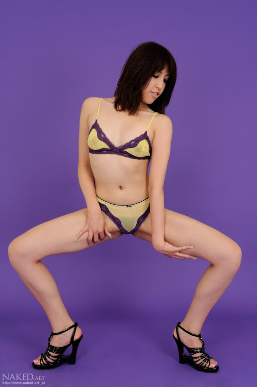 Naked-Art 668 Photo No.00096 小林初花 下着?女体図鑑 vol.33 高画質フォト