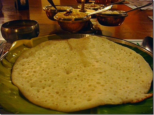 steamed dosa