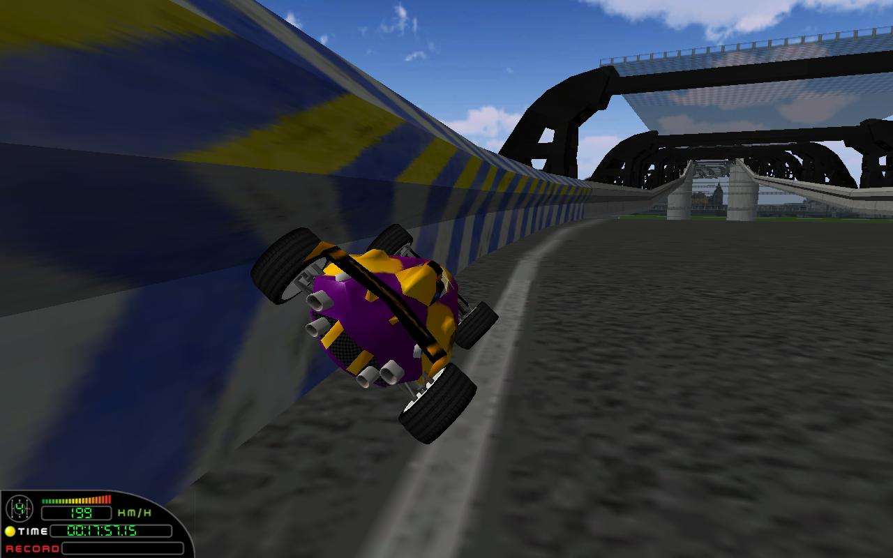 Speed on Racer 3D- screenshot