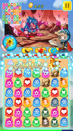 Jelly Star - Splash Mania