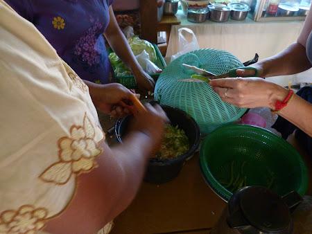 Gastronomie Myanmar