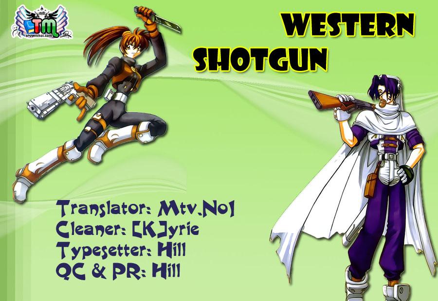 Western Shotgun - Tay súng miền tây Chap 63 - Truyen.Chap.VN